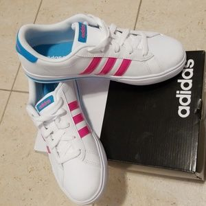 Womens Adidas shoes size 6